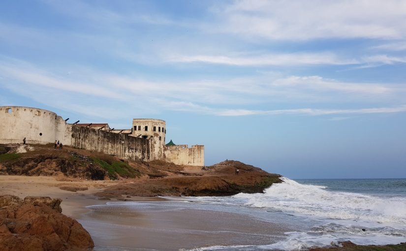 THE 3 TOP CASTLES IN GHANA