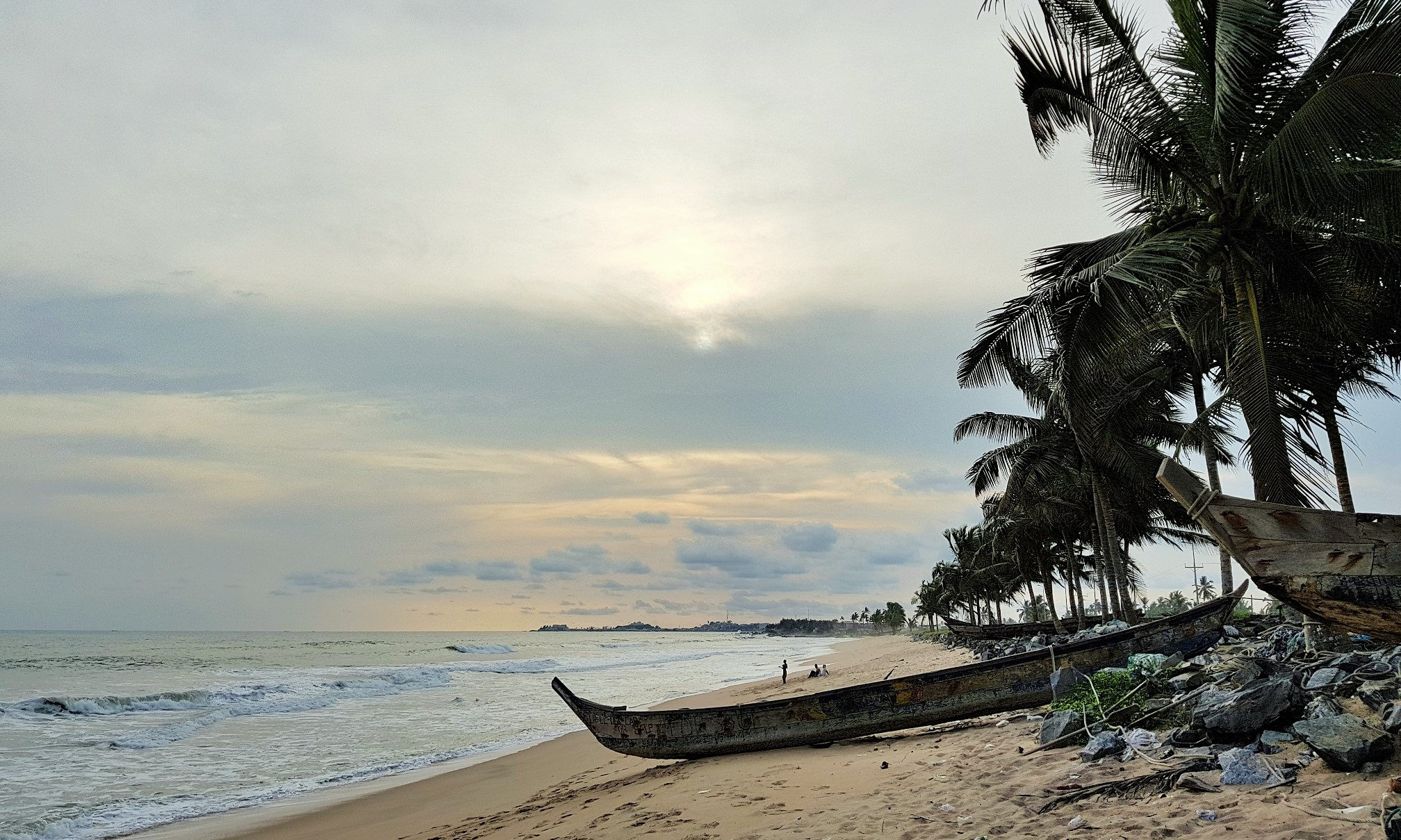 top beaches in ghana