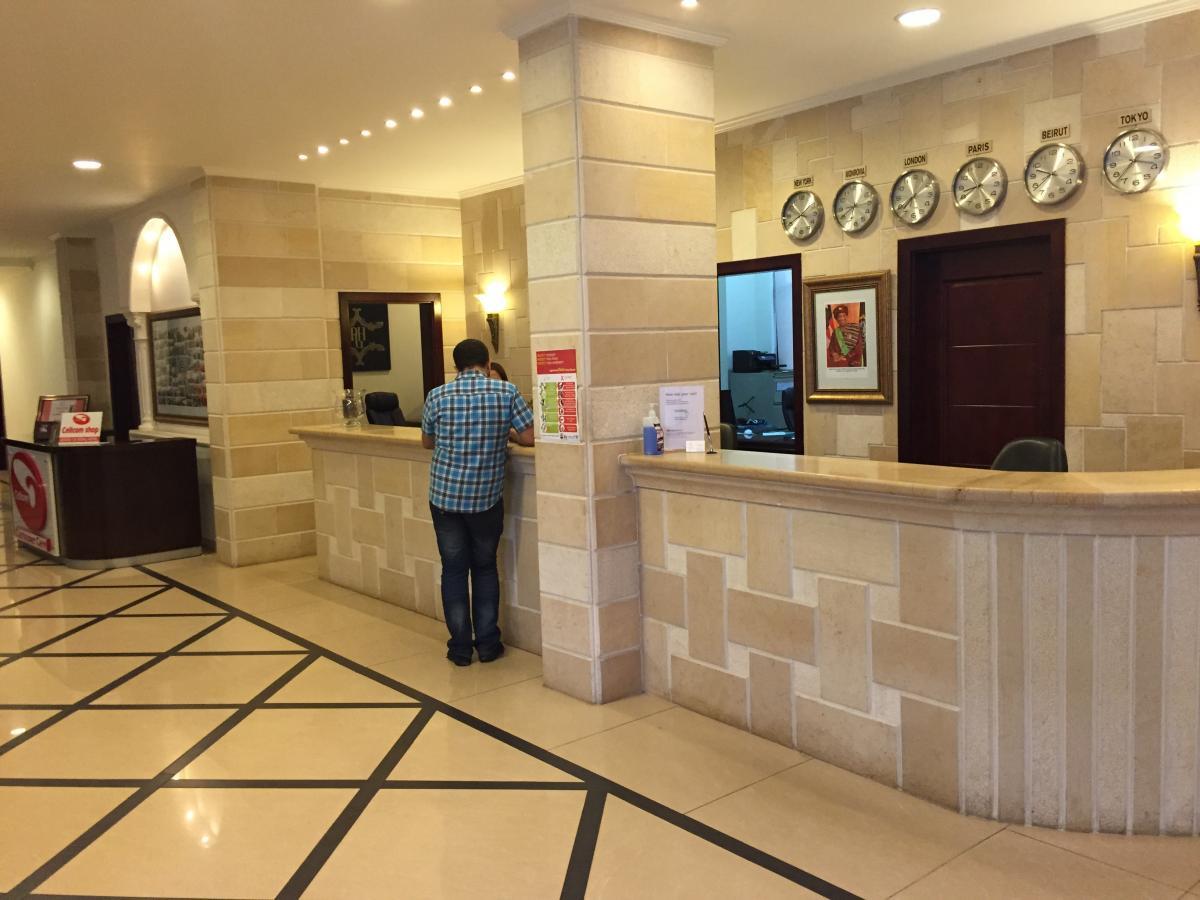 Royal Grand Hotel in Monrovia