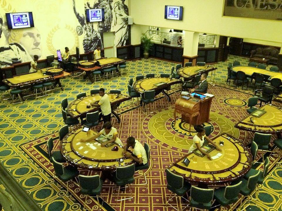 caesars casino accra