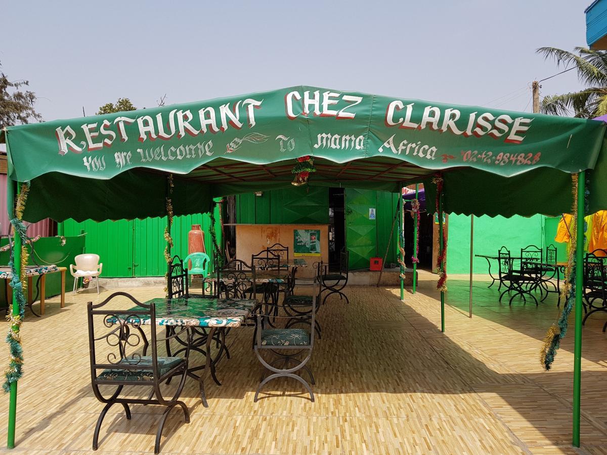 chez clarisse restaurant