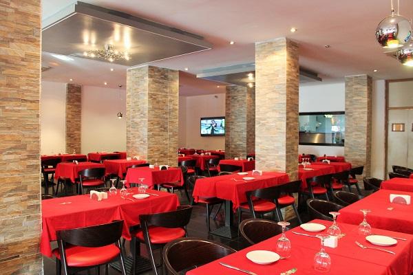 luigi italian restaurant in conakry