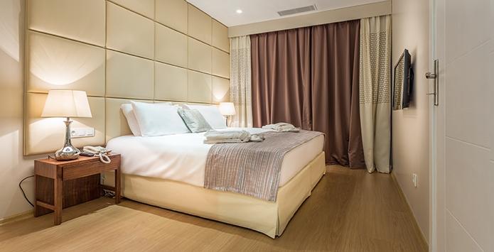 millenium suites hotel
