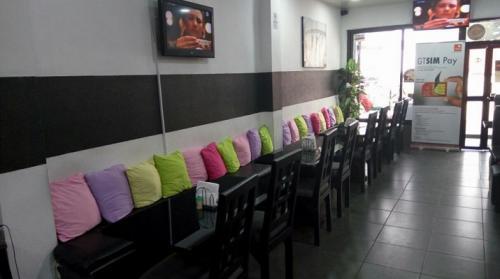 Elfrida's restaurant freetown