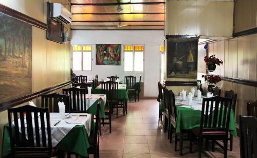 le cedre restaurant guinea