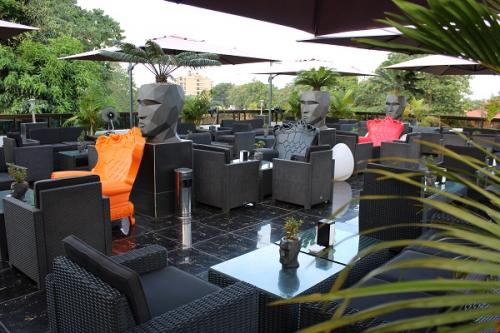 le mouv restaurant in conakry