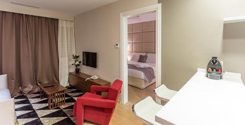 millenium suites hotel in conakry