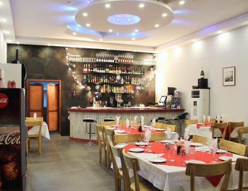 Pizza del prima italian restaurant prima center