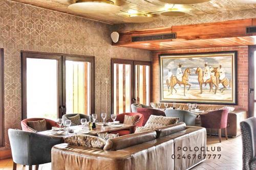 polo club restaurant accra
