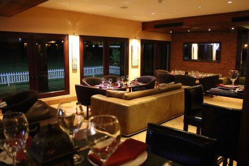 polo club restaurant in ghana