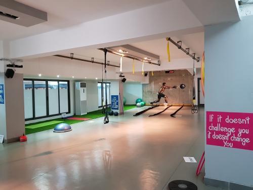 the circuit gym accra